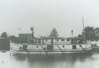 OLIVE (1875, Propeller)