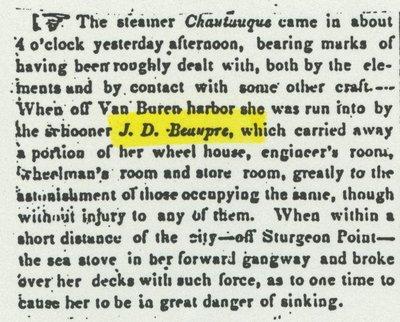 BEAUPRE, J.D. (1836, Schooner)