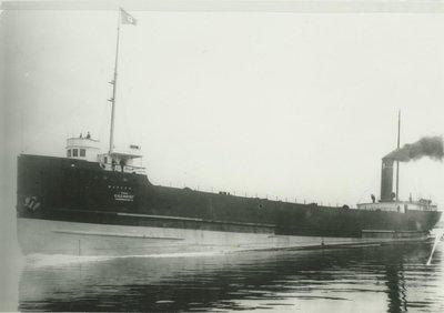 SATURN (1901, Bulk Freighter)