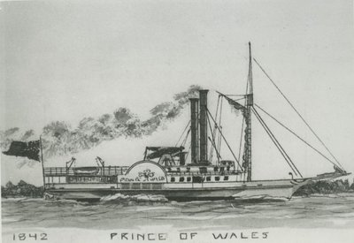 PRINCE OF WALES (1842, Steamer)