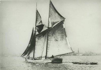 RAPID CITY (1884, Schooner)