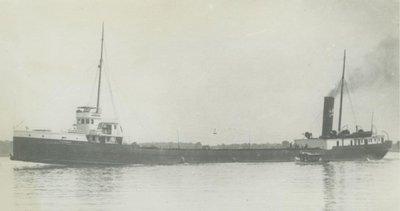 REPUBLIC (1890, Bulk Freighter)