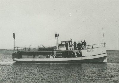 RHOCEAN (1895, Passenger Steamer)