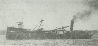 SYRACUSE (1884, Package Freighter)