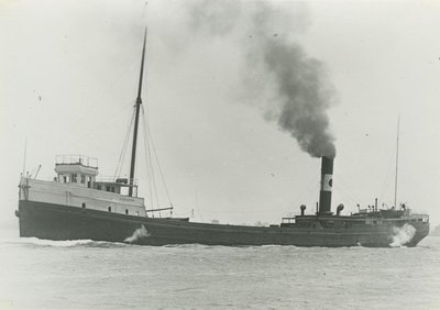 ADAMS, THOMAS (1888, Bulk Freighter)