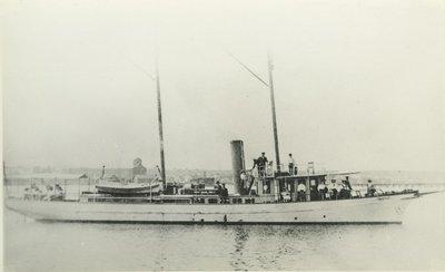 THISTLE (1887, Yacht)