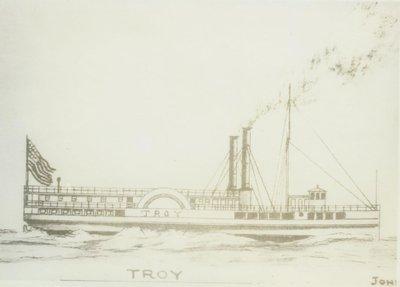 TROY (1845, Steamer)