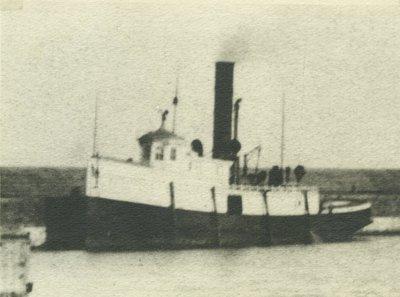 TORRENT (1869, Tug (Towboat))
