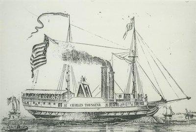 TOWNSEND, CHARLES (1834, Steamer)