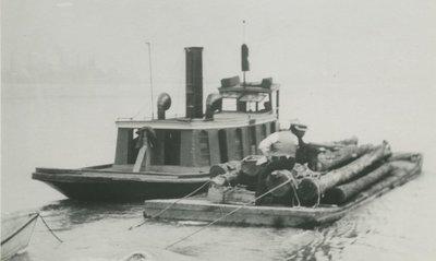 CORA (1892, Tug (Towboat))
