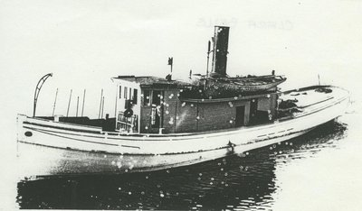 CLARA BELLE (1876, Excursion Vessel)