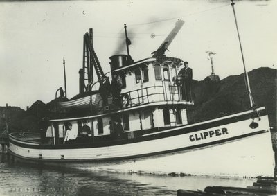 CLIPPER (1903, Tug (Towboat))