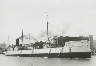 CODORUS (1892, Package Freighter)