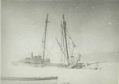 HOWARD, KATE (1867, Schooner)