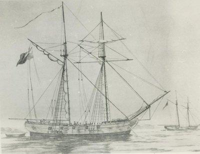 HURON, HMS (1763, Schooner)