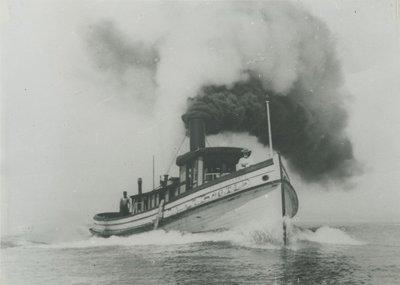 BARNES, FRANK C. (1892, Tug (Towboat))