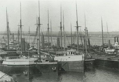 OLIVE JEANETTE (1890, Schooner)