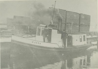 OJEDA (1893, Fish Tug)