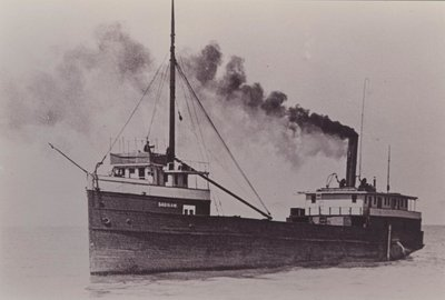 SAGINAW (1866, Barge)