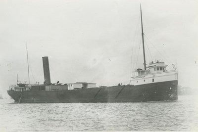 RAPPAHANNOCK (1895, Bulk Freighter)
