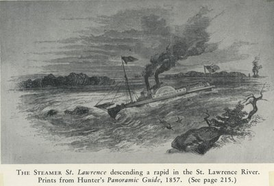 ST. LAWRENCE (1839, Steamer)