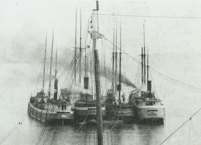 REPUBLIC (1881, Bulk Freighter)