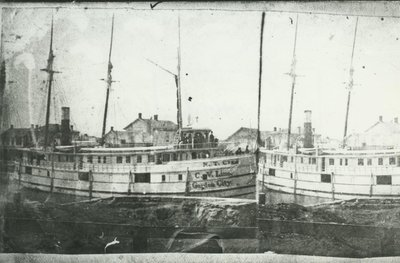 GARDEN CITY (1873, Propeller)