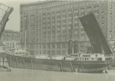 TOPEKA (1889, Bulk Freighter)