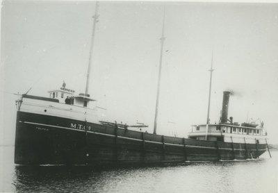 TOLTEC (1889, Schooner)