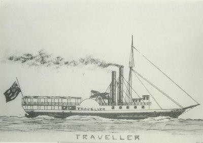 TRAVELLER (1834, Steamer)