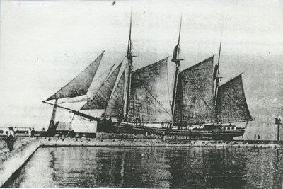 TRUMPF(F), G. C. (1873, Schooner)