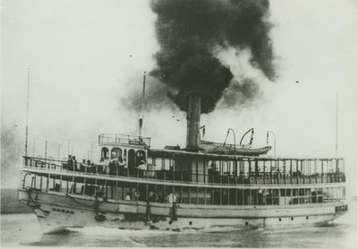 UARDA (1881, Yacht)