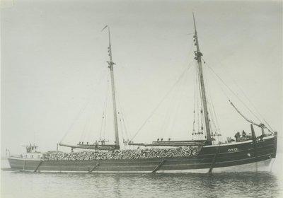 UNADILLA (1862, Barkentine)