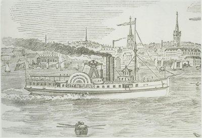 CITY OF TORONTO (1864, Steamer)