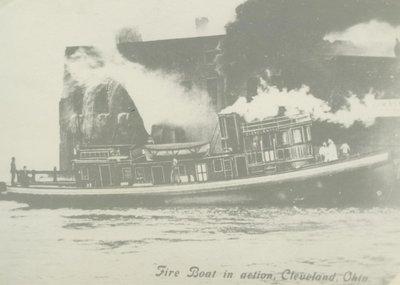 CLEVELANDER (1894, Tug (Towboat))