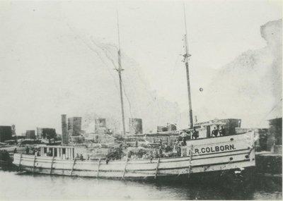 COLBORN, A.R. (1882, Steambarge)