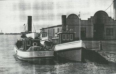 MCCARTHY, LEIGHTON (1904, Fish Tug)