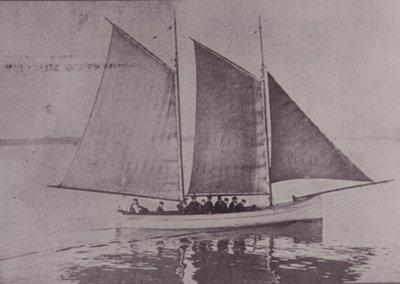 SULTANA (1893, Yacht)