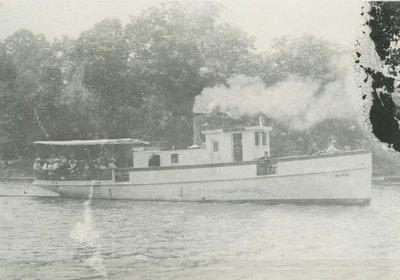 BIRD, CHARLES E. (1880, Tug (Towboat))