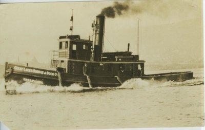 HASSAYAMPA (1910, Tug (Towboat))