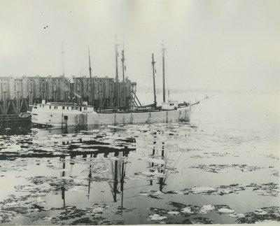 SHELDON, SARAH E. (1872, Steambarge)