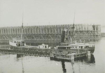 SIBLEY, HIRAM (1890, Bulk Freighter)