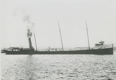 SHENANDOAH (1894, Bulk Freighter)
