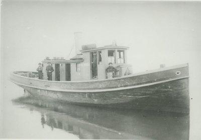 SHERIDAN, PHIL (1889, Tug (Towboat))