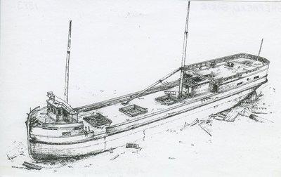 SHEPHARD, SAKIE (1883, Steambarge)