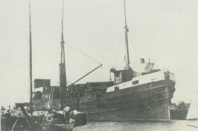 SINBAD (1883, Package Freighter)