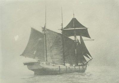 BLACK HAWK (1861, Schooner)