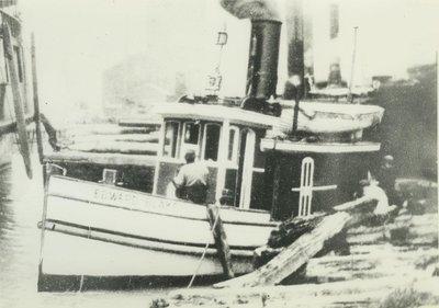 BLAKE, EDWARD (1884, Tug (Towboat))