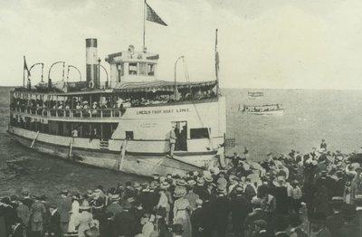 BLOOMER GIRL (1894, Excursion Vessel)