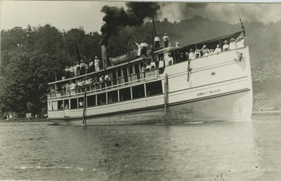 WILSON, ANNA C. (1912, Excursion Vessel)